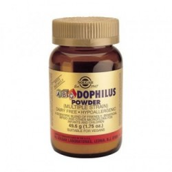SOLGAR ABC DOPHILUS POWDER σκόνη 49.6 gr.