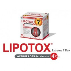 LIPOTOX Extreme 7 Day 16 φακελάκια