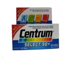 Centrum SELECT 50+ TABS 60's