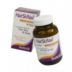 HEALTH AID HAIR SKIN NAIL 30 caps