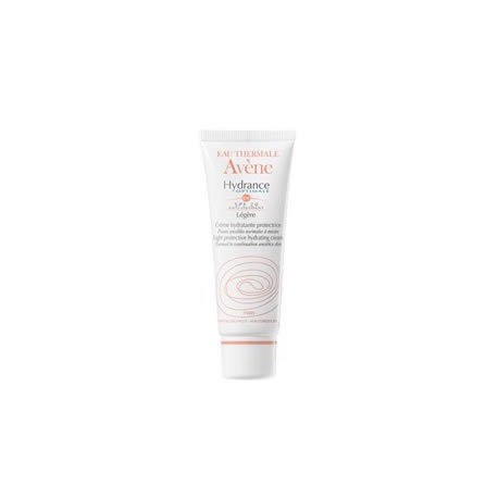 AVENE Hydrance Optimale UV Light SPF 20 Protective Hydrating Cream - Legere Creme hydratante protectrice 40ml