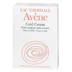 AVENE Ultra Rich Soap-Free Cleansing Bar - Pain surgas 100 gr