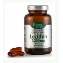 Power Health Lecithin 1200mg 60 caps