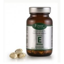 Power Health Vitamin E 400IU 30 caps