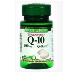 Nature's Bounty Συνένζυμο Q-10 Q-Sorb 200mg 30 caps