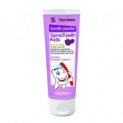 FREZYDERM SensiTeeth Kids Tooth Paste 500ppm - crazy berry- 50ml
