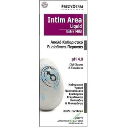 FREZYDERM Intim Area Liquid - Extra Mild pH4 200ml