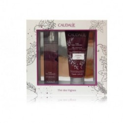 CAUDALIE The Des Vignes Gift Set - ​​Άρωμα 50ml & Αφρόλουτρο 75ml