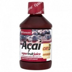 OPTIMA Acai Super Fruit Juice Χυμός Acai Berry 500ml