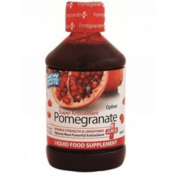 OPTIMA Pomegranate Juice Χυμός Ρόδι 500ml