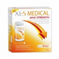 XL-S Medical Max Strength 120 tabs