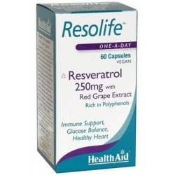 HEALTH AID RESOLIFE 60 CAPS