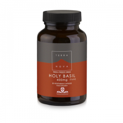 TERRANOVA Holy Basil 400mg 50caps